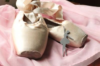 Balettitanssijan avaimenperä I Ballerina's keychain